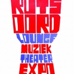 grafisch posterontwerp, voor Rotsoord