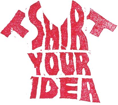 T-shirt eigen idee